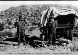Hunting Party, Manzano Mountains, ca. 1940