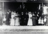 Italian-American Wedding, ca. 1912