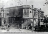 Champion Grocery and Meat Market, ca. 1907