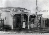Porto Rico Saloon and Grocery, ca. 1898