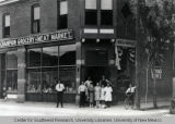 Champion Grocery and Meat Market, ca. 1915