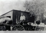 Champion Grocery Delivery Wagon, ca. 1910