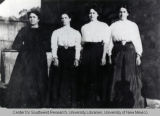 Italian Immigrant Women, ca. 1910