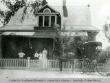 Matteucci Family Home, ca. 1910