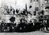 Colombo Society Parade Float, ca. 1919