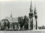 Immaculate Conception Catholic Church, ca. 1920