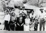 Italian-Americans at Soda Dam, ca. 1922