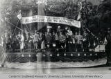 Colombo Society Parade Float, ca. 1917