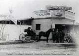 Porto Rico Saloon and Grocery, ca. 1904