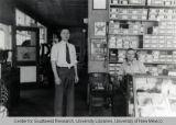 Interior of the Super Service Station and Tire Company, ca. 1930