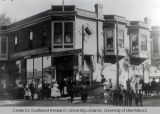 Champion Grocery and Meat Market, ca. 1910