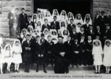 First Holy Communion Class, ca. 1910