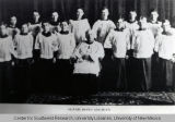 Altar Boys Society, ca. 1918