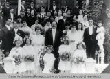 Giomi-Domenici Wedding Party, 1914