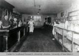 Interior of Pershing Caf�, ca. 1916