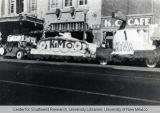 Kimo Parade Float, ca. 1935