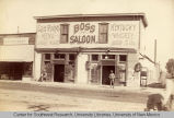 Boss Saloon gambling and concert hall