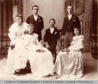 Edith Sterns, Etta Vaughn, Roy Stamm, Seymour Lewinson, and Brooks (surname), and Nellie Booth