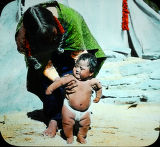 Hopi Pueblo infant