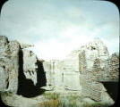 Pecos church ruins, Pecos National Historical Park, NM