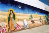 Virgin of Guadalupe Mural