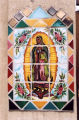 Virgin of Guadalupe Tile Mural