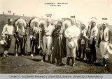 Native Americans and Albuquerque Officials in 1931