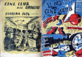 Cine Club no. 113, front and back...
