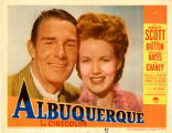 """Albuquerque"" movie poster"
