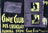 Cine Club no. 99, front and back...