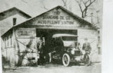 The Standard Oil Co. Auto Filling Station