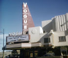 Vogue Theater, art deco, new deal
