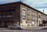 """Albuquerque Warehouses"""