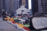 Parade float in Chicago