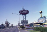 The Strip signs, Las Vegas, NV