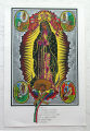 Untitled (Guadalupe after Posada) from the series The Feast of Guadalupe