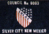 LULAC Banner, Silver City, NM