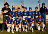 LULAC Little League Team, Silver City, New Mexico