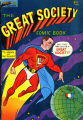 """The Great Society"" Comic Book"