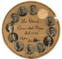 Souvenir of Ten Dons Meeting Showing Current Members