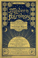 Cover - Modern Astrology