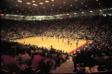 University of New Mexico Arena, Men's Basketball Game