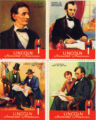 Abraham Lincoln Collectors Stamps