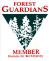 Forest Guardians' Membership Sticker
