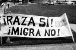 La Raza Unida Banner