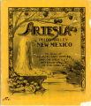 Artesia, front cover