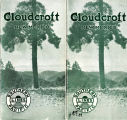 Cloudcroft, New Mexico.  Tourist Brochure