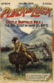 """Pluck and Luck"" Dime Novel cover"