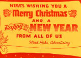 Merry Christmas from Ward Hicks Advertising