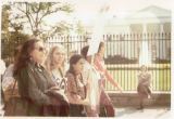 Protesting for Equal Rights for Women at the White House